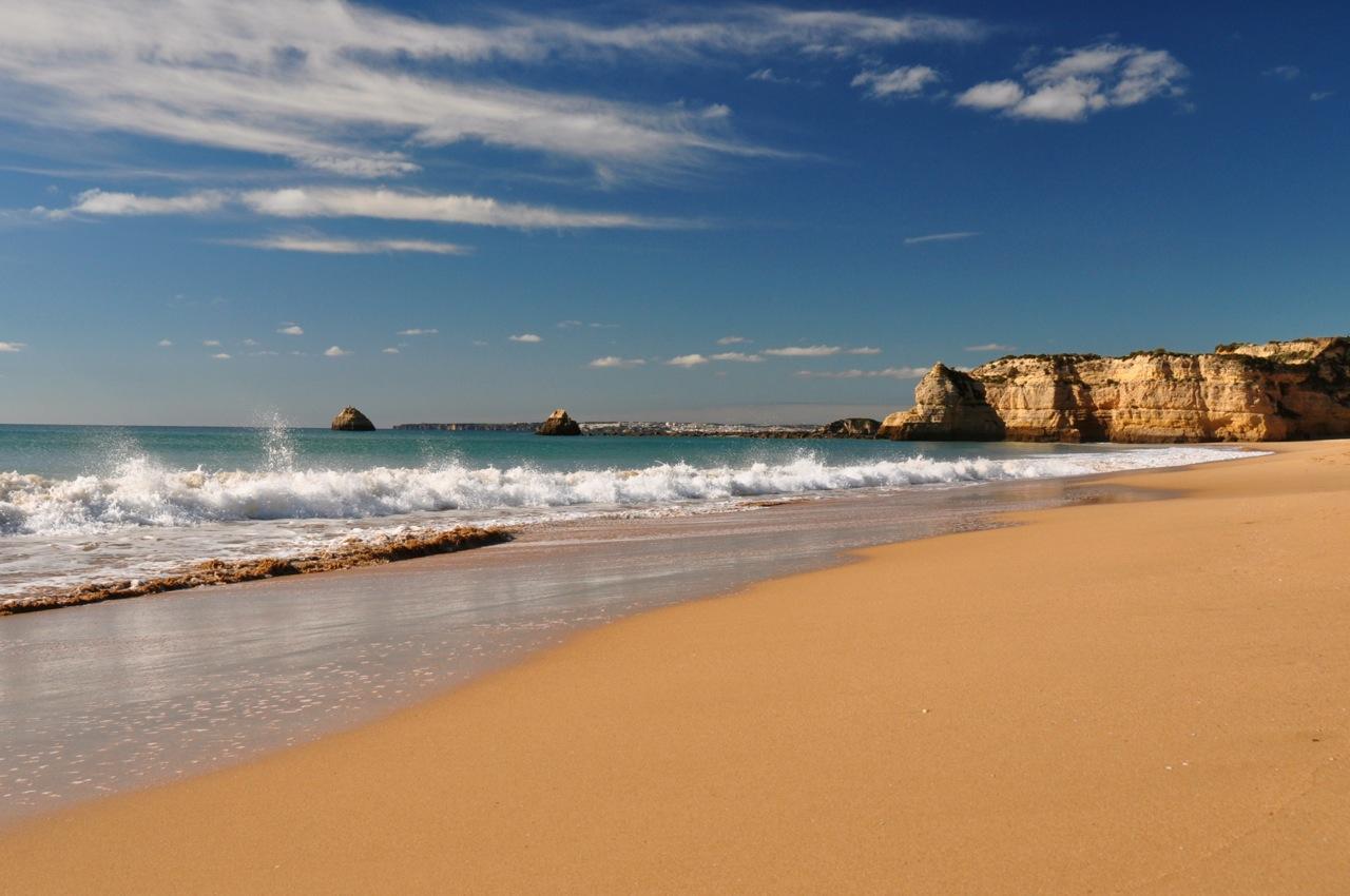 Portimao praia de rocha 1